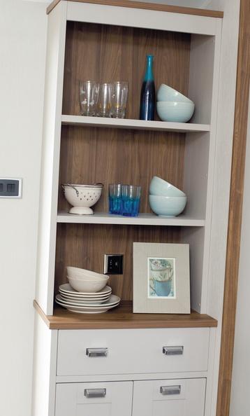 2018-Willerby-Sheraton-Bookcase